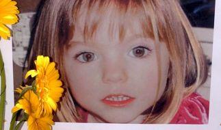 Maddie McCann wird seit Mai 2007 vermisst. (Foto)