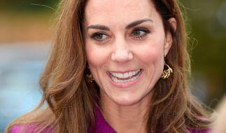 Herzogin Kate nahm am Nato-Empfang der Queen teil. (Foto)