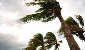 Behörden riefen auf Mallorca die Unwetter-Warnstufe Orange aus. (Foto)