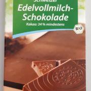 Lebensgefahr für Allergiker! Rewe ruft bundesweit DIESE Bio-Schokolade zurück (Foto)