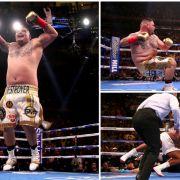 So sehen Sie den Box-Kampf des Jahres im Live-Stream und TV (Foto)