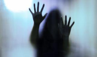 In Indien wurde eine Frau Opfer von drei Vergewaltigern. (Foto)