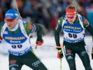 Herren-Staffel in Östersund hat Norwegen gewonnen. (Foto)