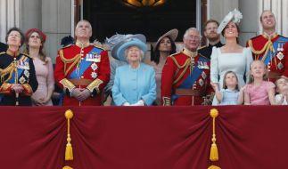 Die Queen hat eine besondere Beziehung zu den Kindern ihrer Schwester. (Foto)