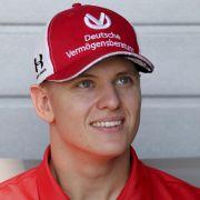 SO plant Schumi den Aufstieg in die Formel 1 (Foto)
