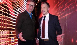 Kai Sturm und Oliver Pocher freuen sich auf die gemeinsamen Projekte bei RTL. (Foto)