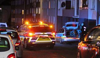 Die Polizei hat in Wuppertal einen 25-Jährigen erschossen, nachdem der mit einem Hammer randaliert hatte. (Foto)