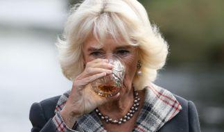 Neigt Camilla Parker-Bowles etwa zum Fluchen? (Foto)