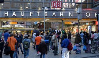Ein Polizist wurde am Hauptbahnhof in München niedergestochen. (Foto)