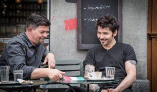 """Tim Mälzer undNenad Mlinarevic treten in """"Kitchen Impossible"""" gegeneinander an. (Foto)"""