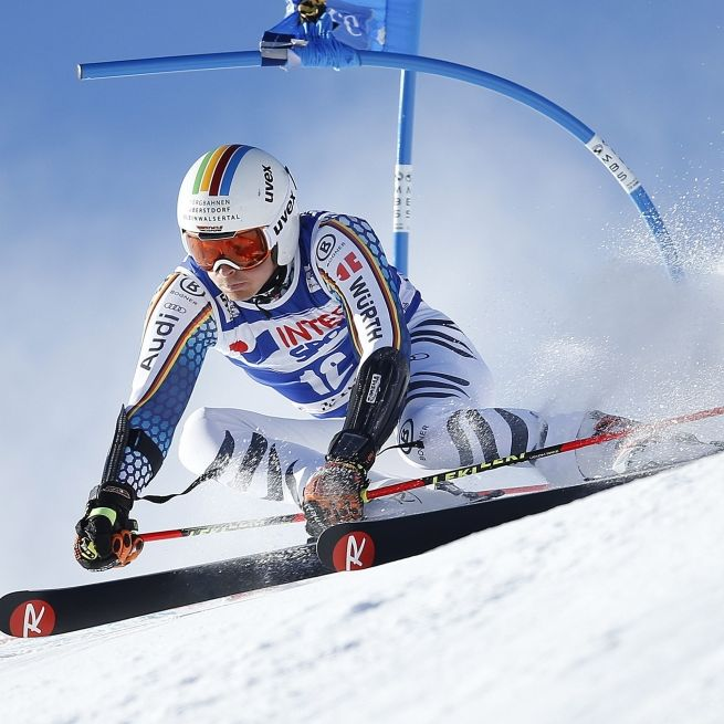 Enttäuschend im Slalom in Val d'Isère, Riesenslalom auf 1.3. verschoben (Foto)