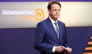 """Rudi Cerne bittet auch im Dezember 2019 um sachdienliche Hinweise bei """"Aktenzeichen XY... ungelöst"""" im ZDF. (Foto)"""