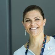 Üppiges Dekolleté! Schweden-Prinzessin ungewohnt zeigefreudig (Foto)