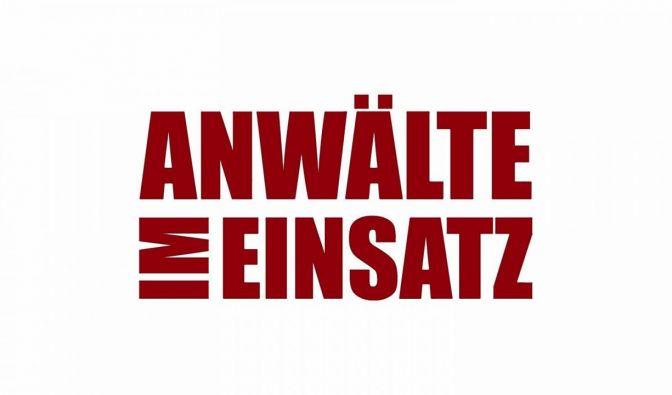 """""""Anwälte im Einsatz"""" im Livestream und TV"""