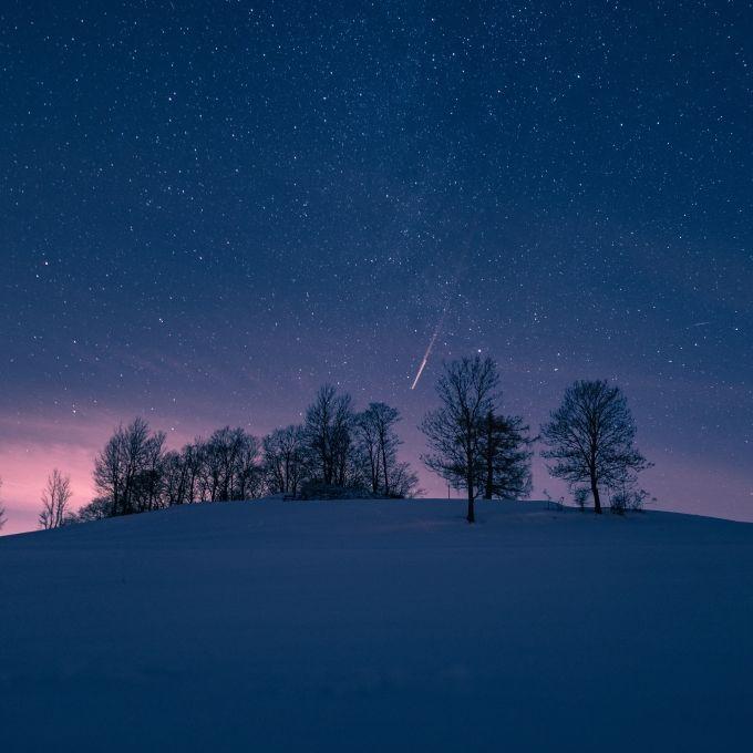 120 Meteore pro Stunde! Sternschnuppen-Regen über Deutschland (Foto)