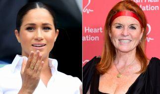Fergie vergleicht sich mit Herzogin Meghan. (Foto)