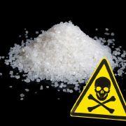 Giftige Zusatzstoffe im Salz? Das verbirgt sich hinter E 535 und Co. (Foto)