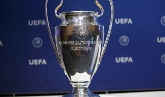 Die Auslosung der K.o.-Phase in der Champions League 2019/20 fand am 16. Dezember 2019 statt. (Foto)