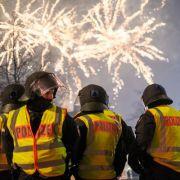 Wo gibt es zum Jahreswechsel Böller-Verbote in Deutschland? (Foto)