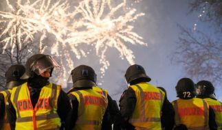 Mehrere Städte haben zu Silvester 2019/2020 ein Böllerverbot ausgesprochen. (Foto)