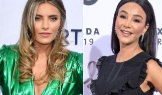 Sophia Thomalla und Verona Pooth zeigten sich gemeinsam auf Instagram. (Foto)