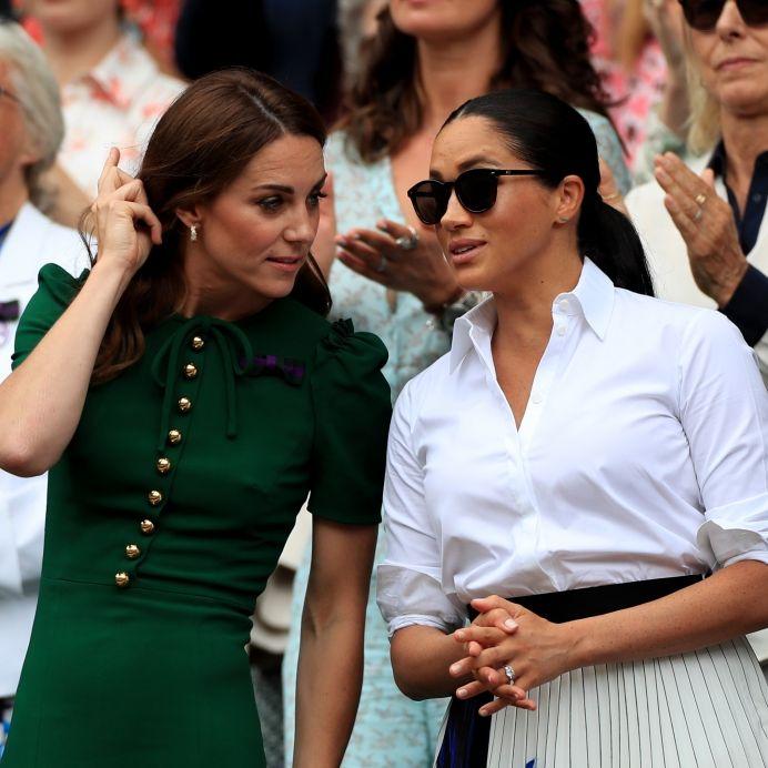 Royal-Zoff brodelt! Verliert die Herzogin nun ihren Titel? (Foto)