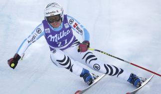 Der alpine Ski-Weltcup 2019/20 der Damen in in vollem Gange. (Foto)