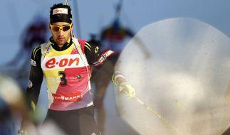 Die Biathlon-Elite misst sich vom 19. bis 22. Dezember 2019 in Le Grand-Bornand in den Disziplinen Sprint, Verfolgung und Massenstart. (Foto)