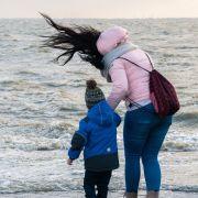 Sturmflut-Warnung! DIESE Regionen hat es erwischt (Foto)