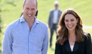 Prinz William und Herzogin Kate lernten sich beim Studium kennen. (Foto)