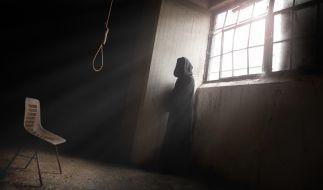 Im Vergleich zu mittelalterlichen Foltermethoden mutet eine Hinrichtung durch Erhängen fast schon harmlos an. (Foto)
