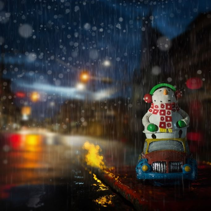 Warnung der Meteorologen! Verhagelt ein Sturm uns das Weihnachtsfest? (Foto)