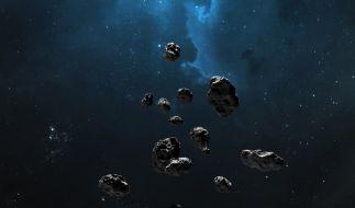 2020 kommen der Erde wieder jede Menge Asteroiden gefährlich nah. (Foto)