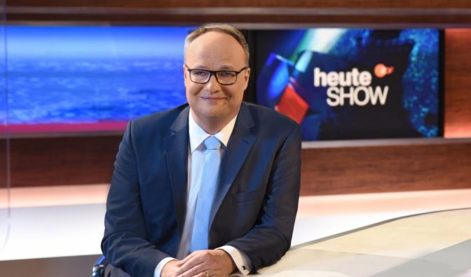 """heute-show"" heute in TV und Live-Stream"