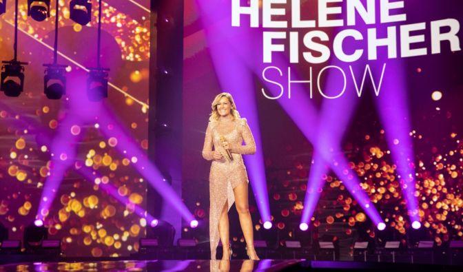 """Schlagerstar Helene Fischer präsentiert auch zu Weihnachten 2019 """"Die Helene Fischer Show"""" im ZDF. (Foto)"""