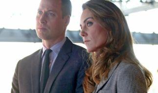 Stecken Prinz William und Kate Middleton etwa in einer Ehe-Krise? (Foto)