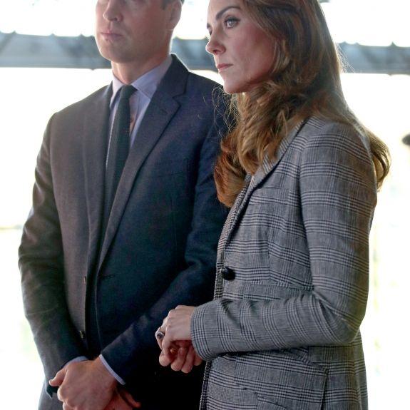 Öffentliche Abfuhr! HIER zeigte Herzogin Kate ihrem Mann die kalte Schulter (Foto)