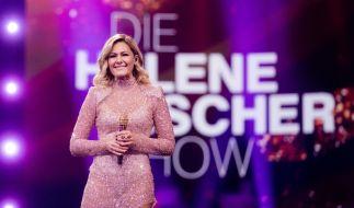 """Die """"Helene Fischer Show"""" als Highlight des Schlagerjahres. (Foto)"""