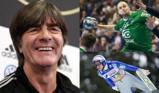 Das Sport-Jahr 2020 hält für Fußball-, Handball- und Wintersportfans allerlei Schmankerl bereit. (Foto)
