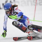 Deutsche Frauen im Slalom in Zagreb (Kroatien) abgehängt (Foto)