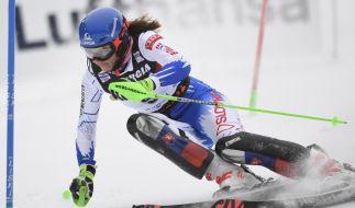 Der alpine Ski-Weltcup 2019/20 der Damen macht am 04. Januar 2020 in Zagreb Station, wo der Slalom auf dem Programm steht. (Foto)