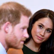 """""""Verachtung der Krone!""""Verlieren Harry und Meghan bald ihre Titel? (Foto)"""