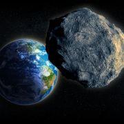 540-Meter-Gigant raste auf die Erde zu (Foto)
