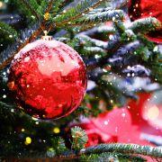 Schnee! HIER könnte es zu Heiligabend Schnee geben (Foto)