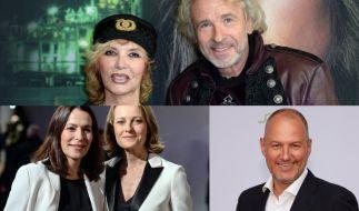 Thomas Gottschalk, Anne Will und Frank Rosin verkündeten 2019 ihr Ehe-Aus. (Foto)