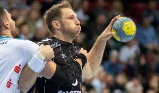 Die deutsche Handball-Nationalmannschaft mit Steffen Weinhold steht seit dem 9. Januar 2020 bei der Handball-EM auf dem Parkett. (Foto)