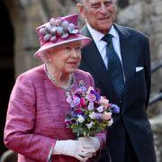 Unfassbar! Macht SIE sich keine Sorgen um kranken Mann Prinz Philip? (Foto)