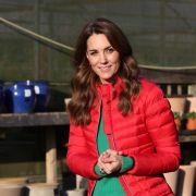 Kate Middleton will an Weihnachten eine große Ankündigung machen. (Foto)