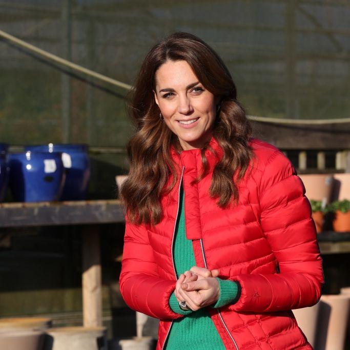 Große Neuigkeiten! Lässt Herzogin Kate Baby-Bombe platzen? (Foto)