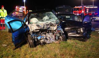Bei einem Horror-Crash in Niedersachsen sterben vier Menschen. (Foto)